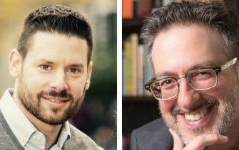 Adam Auerbach (left) and Joe Colantonio (right)