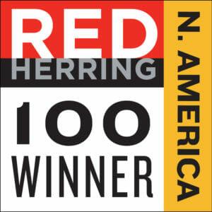 Red Herring - Top 100 North America - Winner