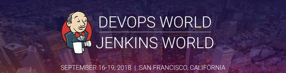 DevOps World   Jenkins World 2018