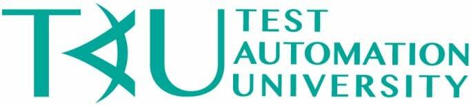 TAU- Test Automation U - logo