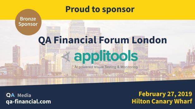 QA Financial Forum - London 2019