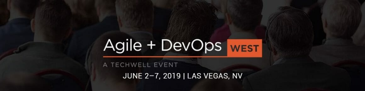 Agile DevOps West 2019 Conference by Techwell - logo