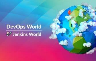 DevOps World | Jenkins World 2019 - conference logo