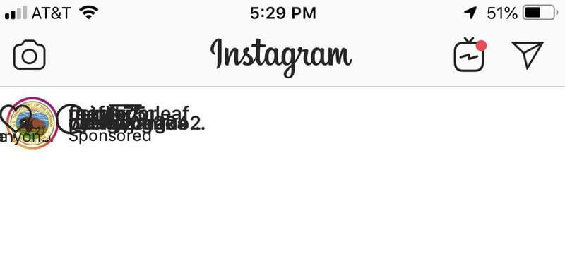 Instagram Gone Wrong