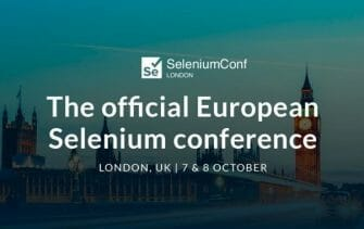 SeleniumConf London 2019 - logo
