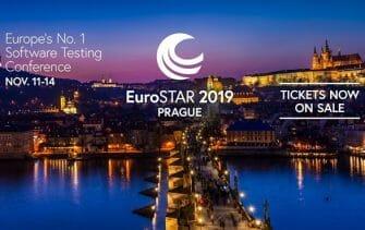 EuroSTAR 2019 - logo
