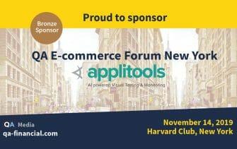 QA E-Commerce Forum New York 2019 - logo
