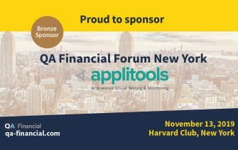 QA Financial Forum New York 2019 - logo