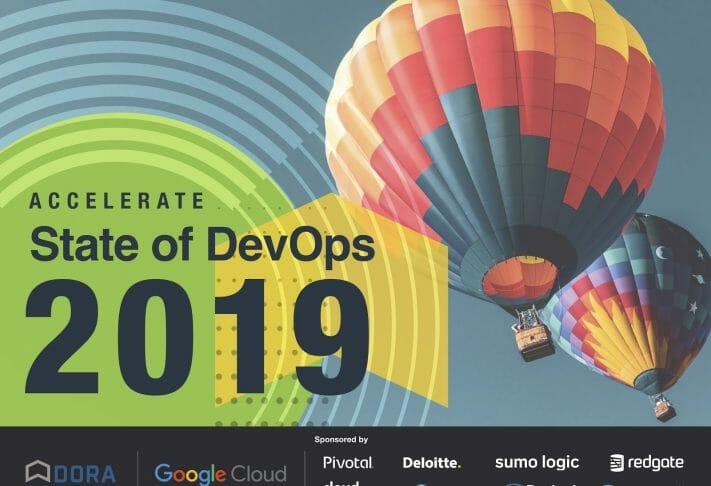 state of devops 2019 Cover