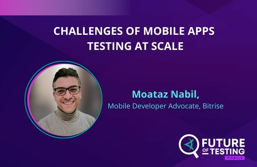 Challenges fo Mobile Apps | Moataz Nabil