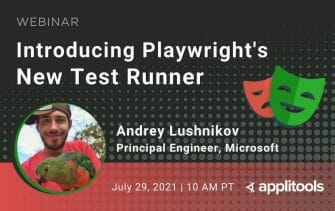 Introducing Playwright's New Test Runner
