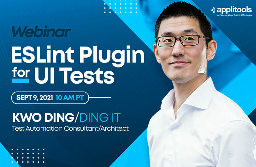 ESLint Plugin for UI Tests