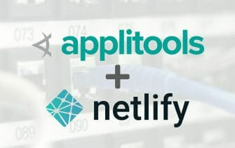 Applitools + Netlify