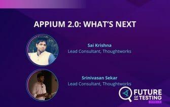 Appium 2.0_ What's Next