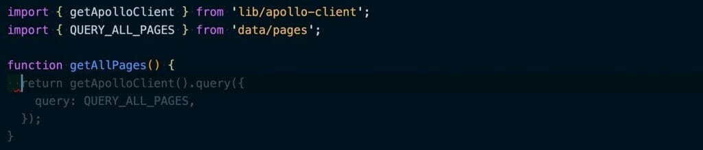 Code suggestion from GitHub Copilot