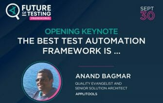 The Best Test Automation Framework is …