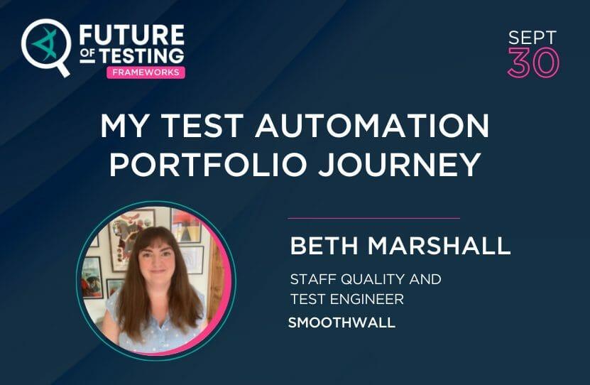 My Test Automation Portfolio Journey