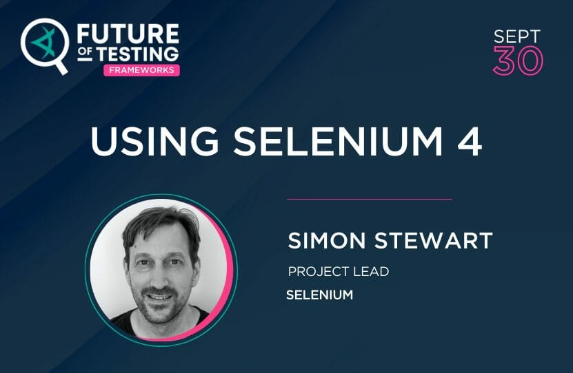 Using Selenium 4